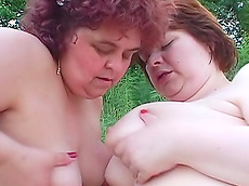 Cynthia, Gaborne - big tits, outdoors, fat, licking, HD