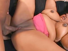 XXXplosive - blowjob, anal, doggy style, black, shaved pussy, facial, fat, hardcore